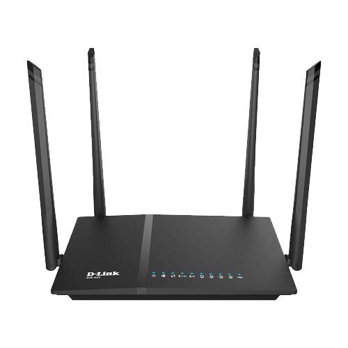 D-Link Wireless DIR-825 AC1200 Dual Band Gigabit Router with 3GLTE Support and USB Port