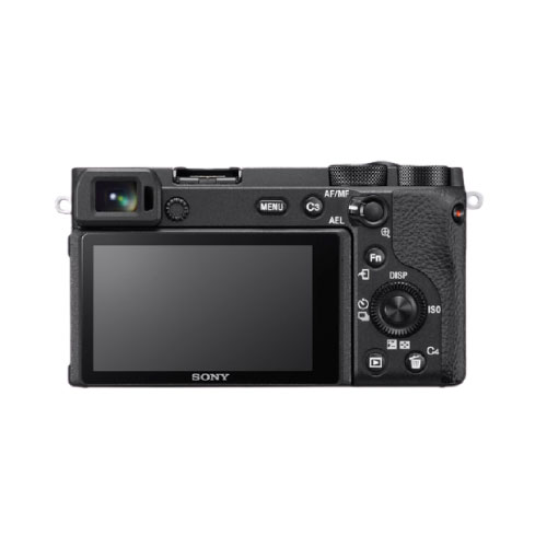 Sony Alpha A6600 25.0MP Mirrorless Camera (Only Body)