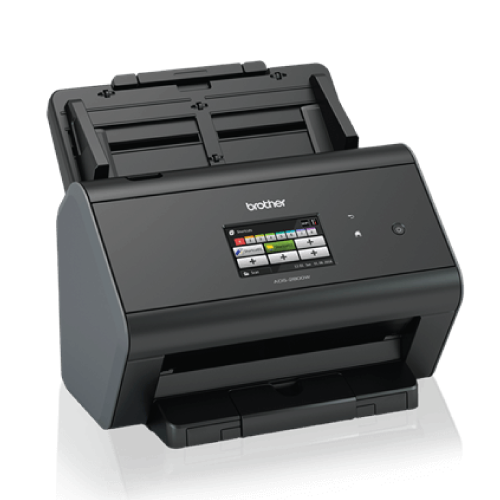 Brother ADS-2800W Wired and Wireless Duplex Desktop Sheet-fed Scanner with ADF thumbnail