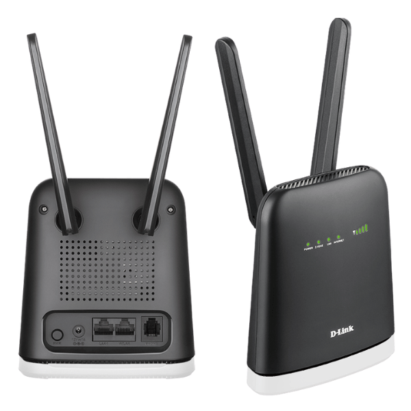 D-Link DWR-920V Wireless N300 4G LTE Router