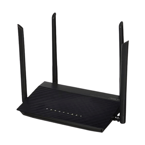 Asus RT-AC1200 Dual Band WiFi Router with 4 x External Antennas