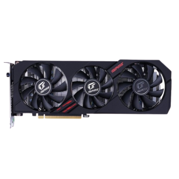COLORFUL IGAME GEFORCE GTX 1660 TI ULTRA 6GB GRAPHICS CARD