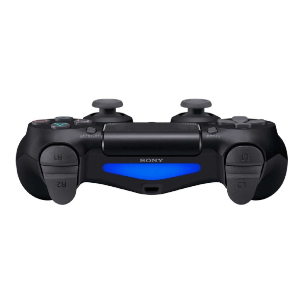 Sony PlayStation DualShock 4 Jet Black Wireless Controller (for PS4)