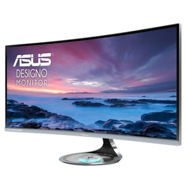 Asus Designo MX34VQ 34 Inch Ultra-wide Flicker free Curved Monitor thumbnail