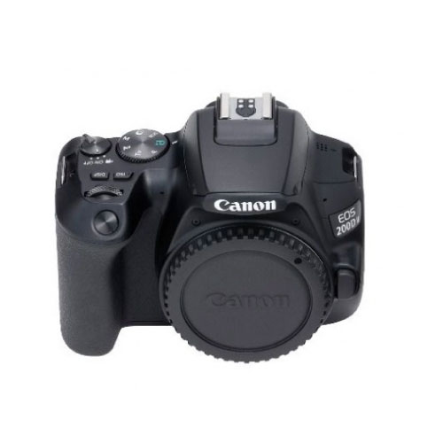 CANON EOS 200D II 24.1 MP DSLR Camera (Only Body)