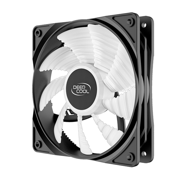 Deepcool RF 120 R Red LED Casing Cooling