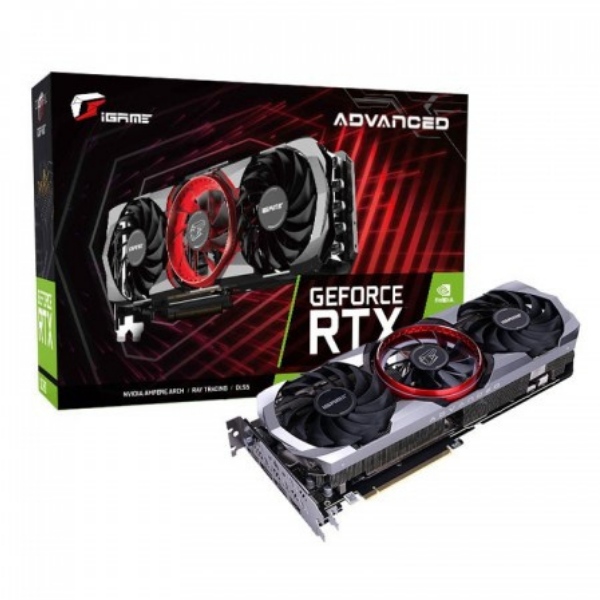 Colorful iGame GeForce RTX 3070 Advanced OC-V 8GB Graphics Card