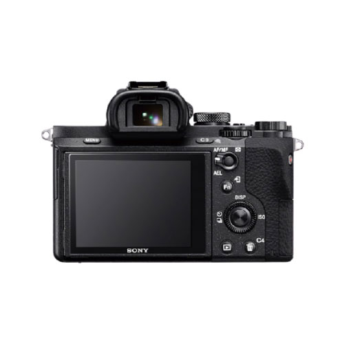 Sony Alpha A7 II 24.3 MP Full Frame Mirrorless Camera (Only Body)