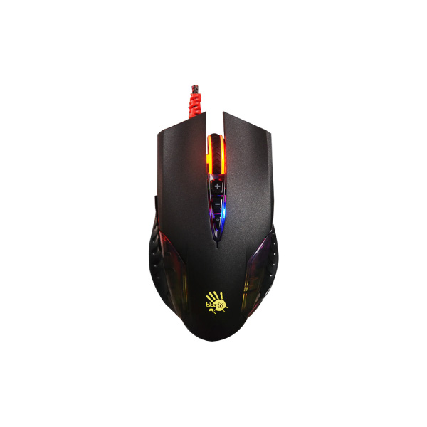 A4TECH Q5081S Neon X'Glide Gaming Mouse & Mouse Pad