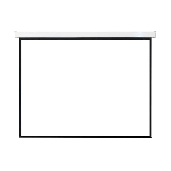 Apollo 96 Inch x 96 Inch Wall Mount Projector Screen