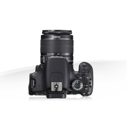 CANON EOS 600D 18MP DSLR Camera With 18-55mm Lens