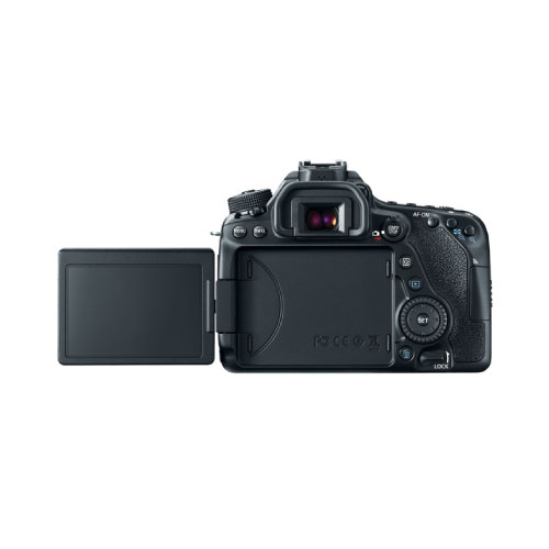 Canon EOS 80D 24.2 MP DSLR Camera With 18-135mm IS USM Lens