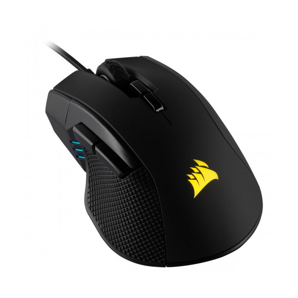 Corsair Ironclaw RGB FPS MOBA USB Gaming Mouse Black