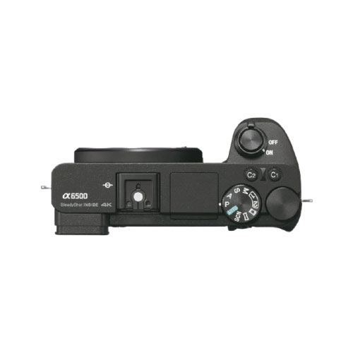Sony Alpha A6500 24.2 MP Mirrorless Camera (Only Body)