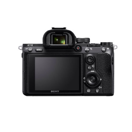 Sony Alpha A7 III 24.2 MP Full Frame Mirrorless Camera (Only Body)