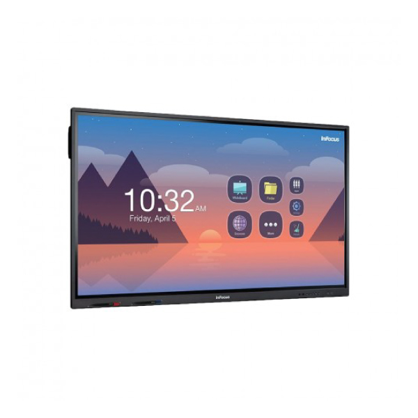 InFocus INF7540e 75 Inch 4K Interactive Touch Display