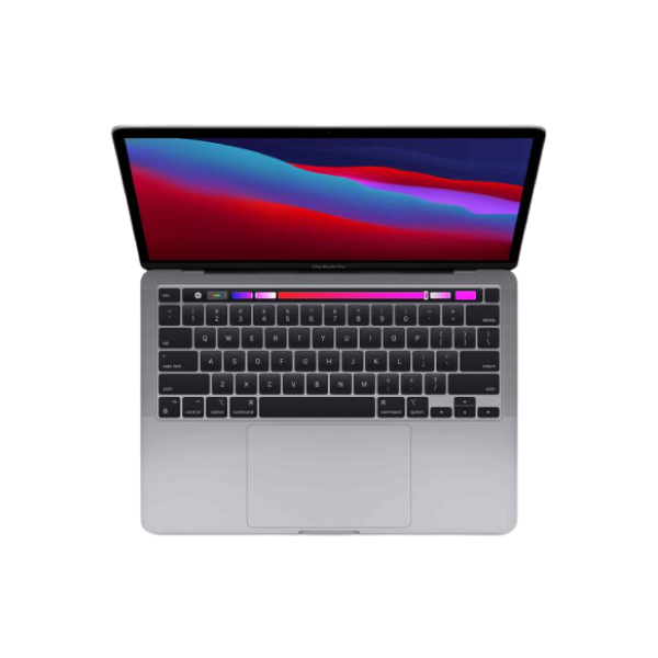 Apple MacBook Pro 13.3-Inch Retina Display 8-core Apple M1 chip with 8GB RAM, 256GB SSD,Space Gray