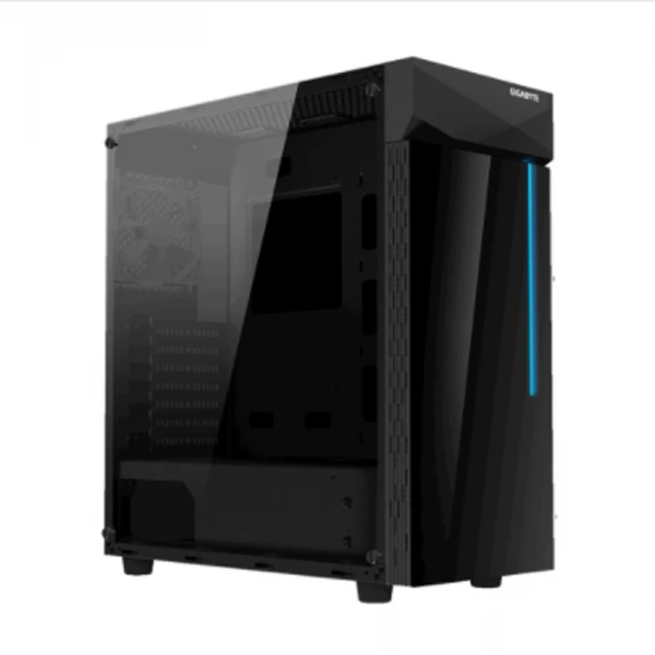 Gigabyte AORUS GB-C200G ATX Mid-Tower Tempered Glass Gaming Casing without Power Supply