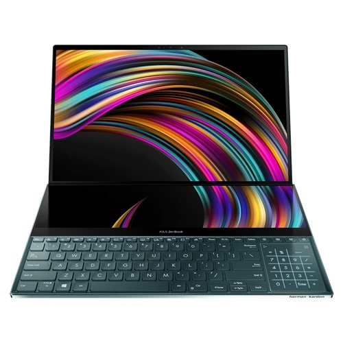 ASUS ZenBook 15 Pro Duo UX581LV Core i7 10th Gen RTX 2060 6GB Graphics 15.6 Inch OLED UHD Laptop