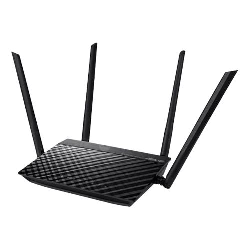Asus RT-AC750L 750mbps Dual Band 4 Antenna WiFi Router